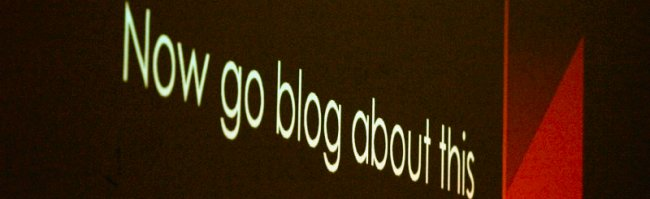 Post image for How to Motivate Employees to Blog
