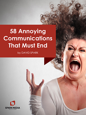 58 Annoying Communications That Must End